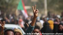 Sudan Pro-Demokratische Protesten