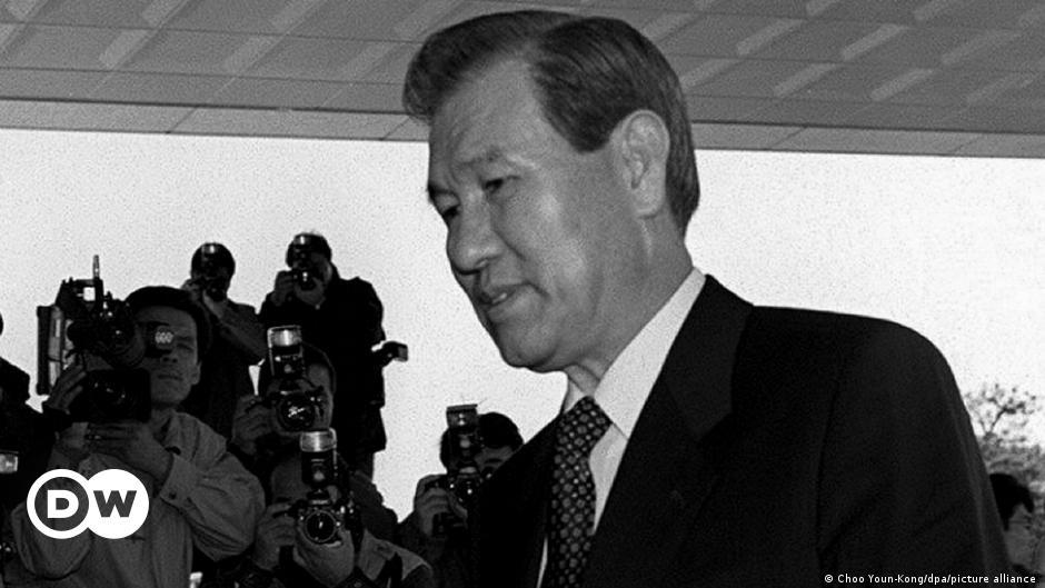 Former South Korean president Roh Tae-woo dies