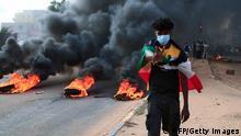 Sudan Putsch Protest Ausschreitungen