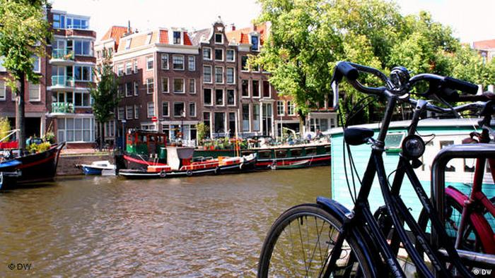 Flash-Galerie Häuser in Amsterdam
