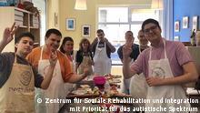 Autismus in Europa - Zentrum für Soziale Rehabilitation und Integration