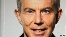 Tony Blair Buchcover A Journey
