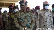 General sudanês Abdel-Fattah Burhan