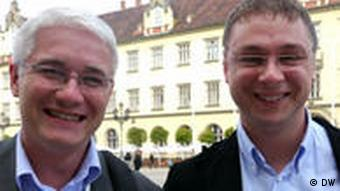 Polen Pawel Moras Dr. Waldemar Czachur