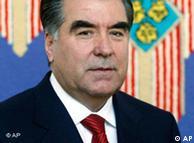امامعلی رحمان رئیسجمهور تاجیکستان