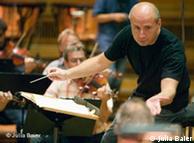 Conductor Paavo Jarvi