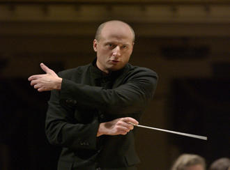 Conductor Paavo Järvi