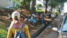 Elfenbeinküste junge Arbeitslose in Abidjan Flash-Galerie
