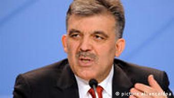 Turkish President Abdullah Gul had previously denounced the YouTube ban