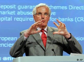 Michel Barnier y el control de los derivados.