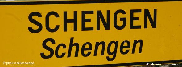 Schengener Abkommen NO FLASH