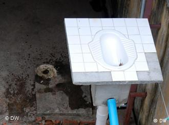 Easy Latrines have become popular in Cambodia