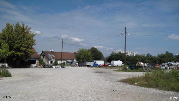 Plinarsko naselje u Zagrebu u kojem već godinama ilegalno žive Romi