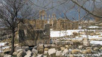 Adonis Temple im Libanon (Foto: Massimo Pizzocaro/MAXPPP)