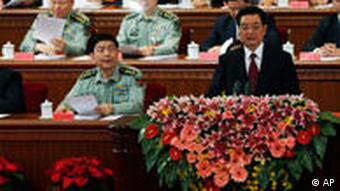 Chinese President Hu Jintao has two years left in office