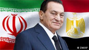 کارشناسان جمهوری اسلامی مبارک را مانع بهبود روابط میدانند