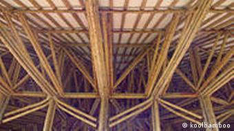 Bambushaus (Foto: koolbamboo.com)