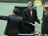 غلامعلی حداد عادل، رئیس مجلس هفتم