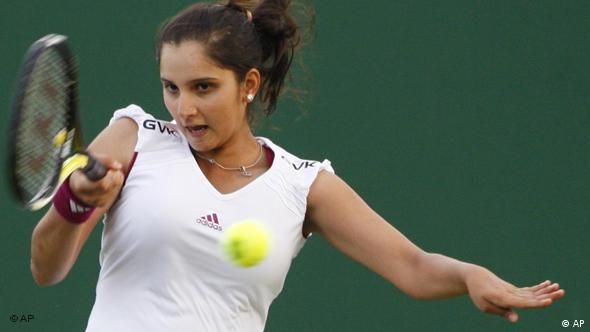 Commonwealth Games Indien Tennis Sania Mirza Flash-Galerie