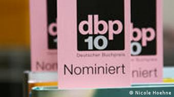 Books with a nominated for the German Prize Prize tag