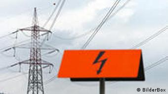 Photo illustration of power lines (Photo: Bilderbox)