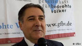 كمال سیدو: آلمانىها با مسائل قومی در ايران آشنا هستند