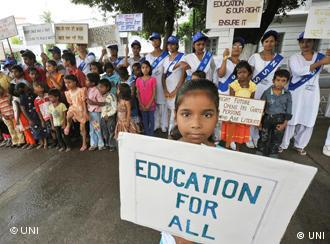 Education for all by 2015 is an unlikely prospect