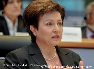 Kristalina Georgieva is positive that Myanmar's government will seek peace with the Karen