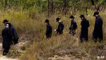 Uman - orthodoxe Juden