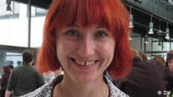 Ольга Данишевич, студентка International Media Studies