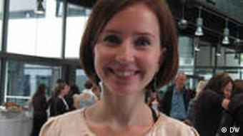 Екатерина Крыжановская, студентка International Media Studies