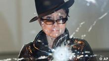 Yoko Ono Ausstellung Das Gift Berlin