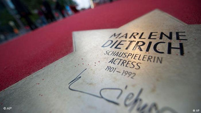 Berlin's Boulevard of the Stars (AP)