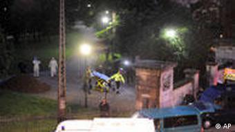 Police investigating Oersted Park