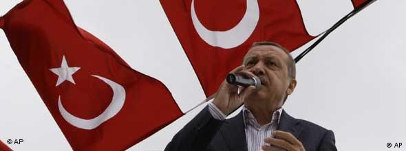 رجب طیب اردوغان، نخست وزیر ترکیه
