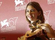 سوفیا کاپولا دریافت شیر طلایی را شانس بزرگی برای فیلماش دانست
