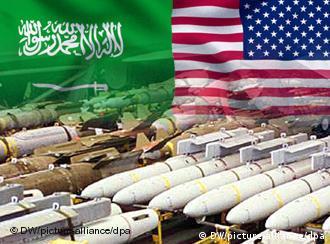 عربستان سعودی، بزرگترین خریدار جنگافزارهای آمریکائی، مراقب نفوذ ایران در منطقه است