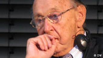 2plus4 Vertrag ehemaliger Außenminister Hans-Dietrich Genscher