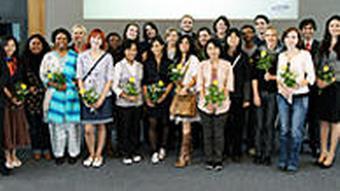 Студенты второго набора IMS