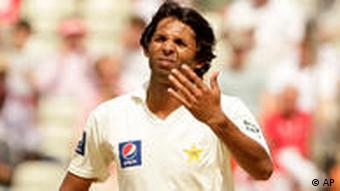 Pakistan Cricket Muhammad Asif