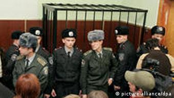 Подозреваемые в убийстве Гонгадзе были задержаны при президенте Ющенко