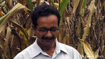 Poljoprivrednik u Nepalu