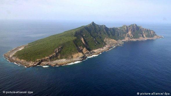 Flash-Galerie Senkaku Inseln Diaoyu Inseln