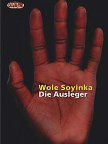 Buchcover Die Ausleger von Wole Soyinka