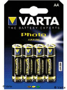 Varta Photo Batterien