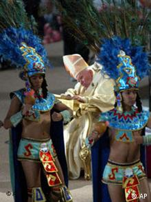 Papst in Mexiko