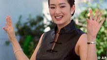 Die chinesische Schauspielerin Gong Li ist Jurymitglied der Filmfestspiele in Venedig