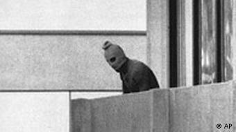 Terroranschlag auf israelische Sportler im Olympischen Dorf in München
