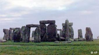 Steinkreis in Stonehenge