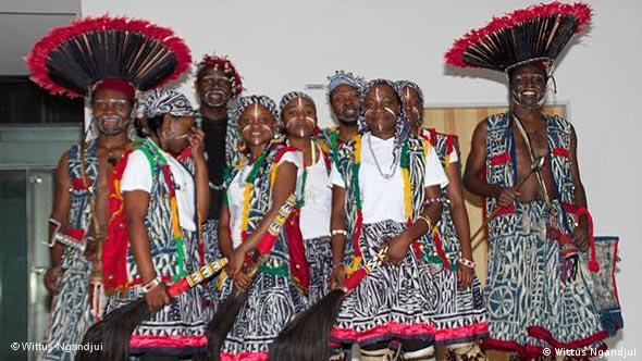 Kultursensitive Beratung ausländischer Studierender: Afrikanische Studierende (Foto: Wittus Ngandjui)